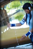 Waterbending by ShinkaStudiosCosplay