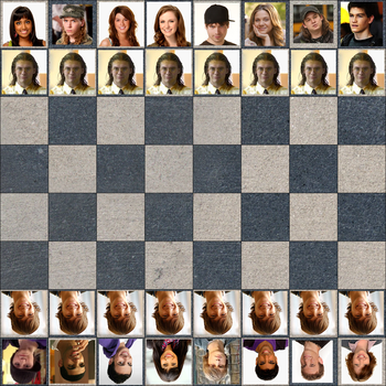 Degrassi Chess Outdated by Winter-Phantom