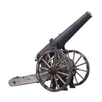 Cannon png by Adagem