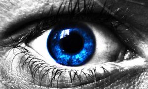 Blue Eye HDR by Rayquin