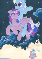 Dream Flight by TwilightFlopple