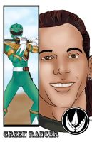 Green Ranger Tommy by TheFireAngel
