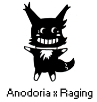 Anodoria x Raging by RagingArtist