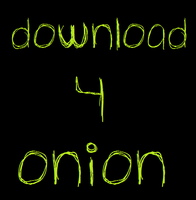 vector onion by kungfudemoness