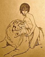 Mowgli by PiperOfGameln
