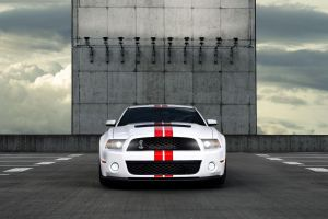 WhiteRed GT500 by lovelife81