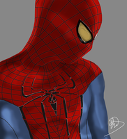 The Amazing Spider-Man by CripZx