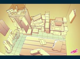my room by numbo