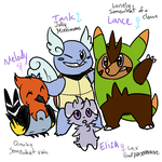 my babies by ImagineitSplotched