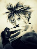 Cloud Strife by Frontside92
