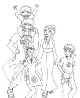 The family Uzumaki by mattwilson83