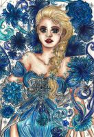 Queen Elsa by Loves2LucyD19