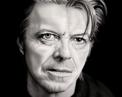 DAVID BOWIE by GemmaFurbank