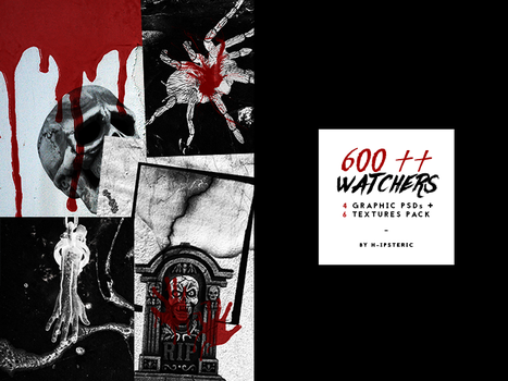 600+ Watchers Pack by Medievaal