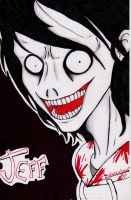 Jeff the killer by TheGreatAkai