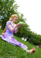 Rapunzel by cupcakecosplay