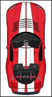 Dodge Viper GTS-R .WIP. by under18carbon
