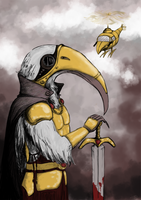General Bird by little-cruel-thing