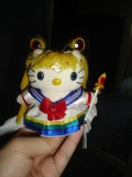 SailorMoon hellokitty plushie by Rens-twin