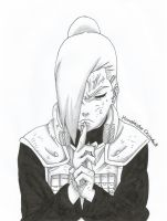 Ino Mind Jutsu by DevilishMirajane