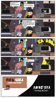 Rio and Ilkka A Video Game moment 01 by Droll3