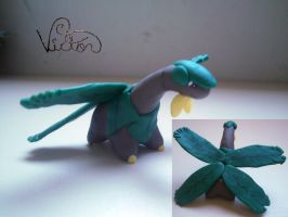 357 Tropius by VictorCustomizer