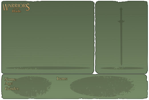 WotB | Thunderclan Application by Nermsters