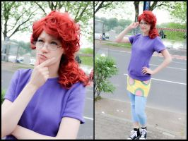 Pepper Ann Cosplay by Knorke-chan