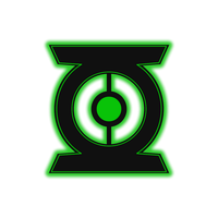 My Green Lantern Logo by RiderB0y