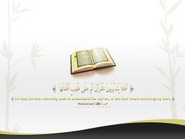 Holy Quran by AboArb