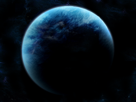 First Planet by zFKR