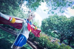 Manga Sailor Moon 5 by SinnocentCosplay
