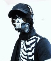 Skull Gas Mask 2 by Taurus-ChaosLord