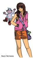 Dora The Explorer by RazPerm