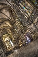 Saint Peters Dome inside by Ditze