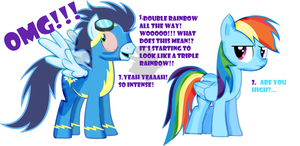 No comment on this MLP picture by Yoshi123pegasister