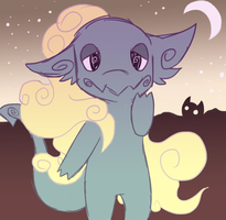 Dragon Baby by Smudgeful-Thinking