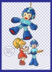 Happy Birthday Rockman by SaiSaotome