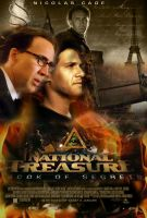 National Treasure 2 Poster by marty-mclfy