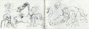 sketchpage by dragonalth