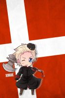 Hetalia iWallpapers - Denmark by Dreamweaver38
