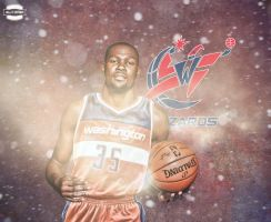 Kevin Durant - Washington Wizards by NewtDeigns