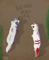 Friends for Life by Muzic-Junkie