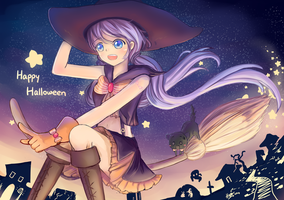 Happy Halloween! by haneiy