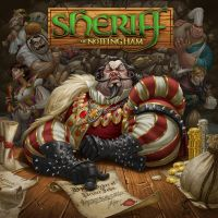 ArcaneWonders Sheriff of Nottingham Box Art by david-sladek