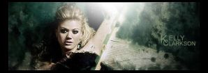 Kelly Clarkson Signatur by F3rk3S