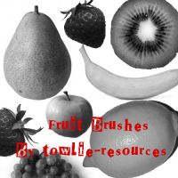 Fruit Brushes by towlie-resources