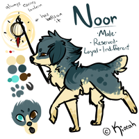 Reference: Noor by Kiocah