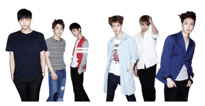 PNG : Exo M {REQ} by chazzief