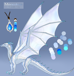 WoF|MoonStone the GlassWing by chrissi1997